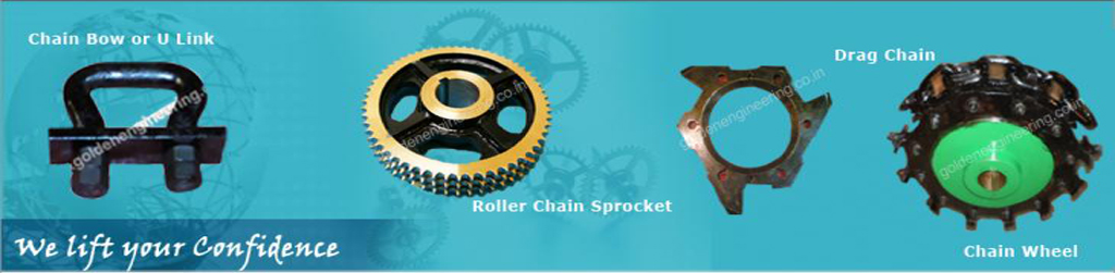Golden Engineering & Enterprises | Bucket Elevator Chain Manufacturer, Industrial Chain Manufacturer, Conveyor Chain Manufacturer, Chain Sprocket Manufacturer