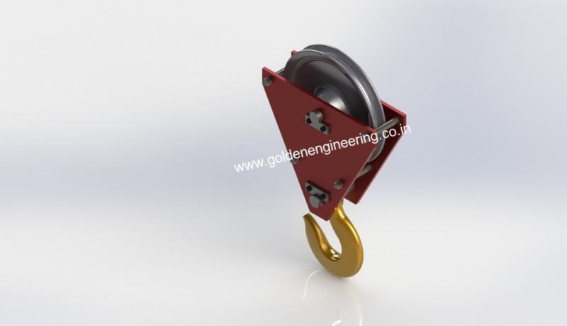 Crane Pulley Manufacturers in India