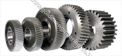 Single Helical Gear, Double Helical Gear, Helical Gear Manufacturer, Supplier, Exporter