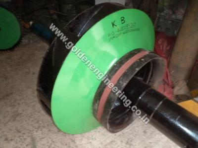 Pump Impeller and Casing, Pump Impellers Manufacturer, Pump Casing Supplier, Trader, Howrah