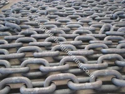 Industrial Open Link Chain, Anchor Chain, Open Link Chain Manufacturer, Supplier, Exporter