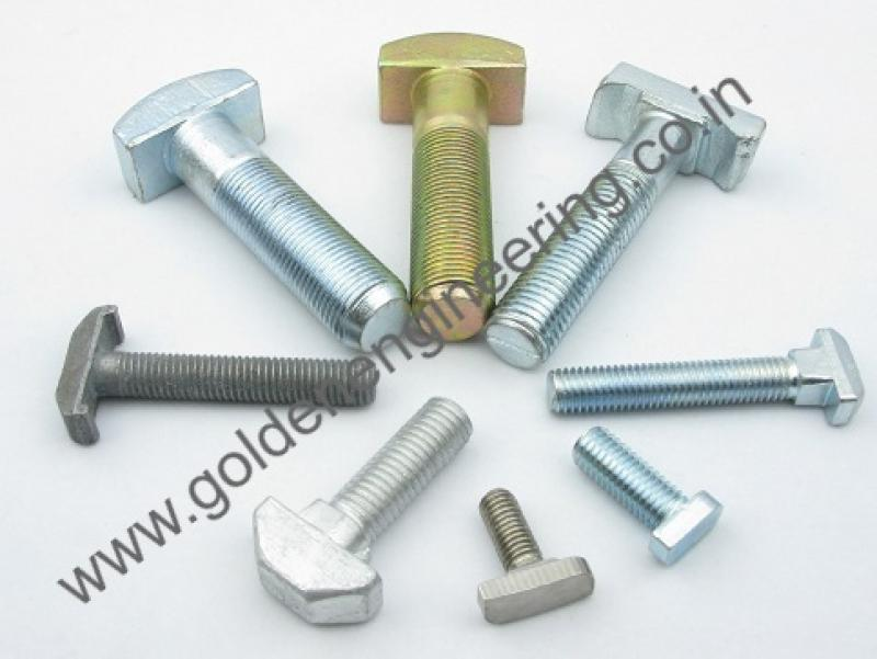 T Head Bolt Manufacturers